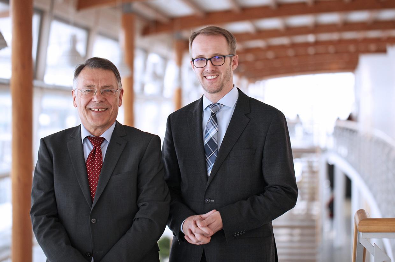 Rechtsanwalt Christian Dahm Und Prof. Thorsten Ober